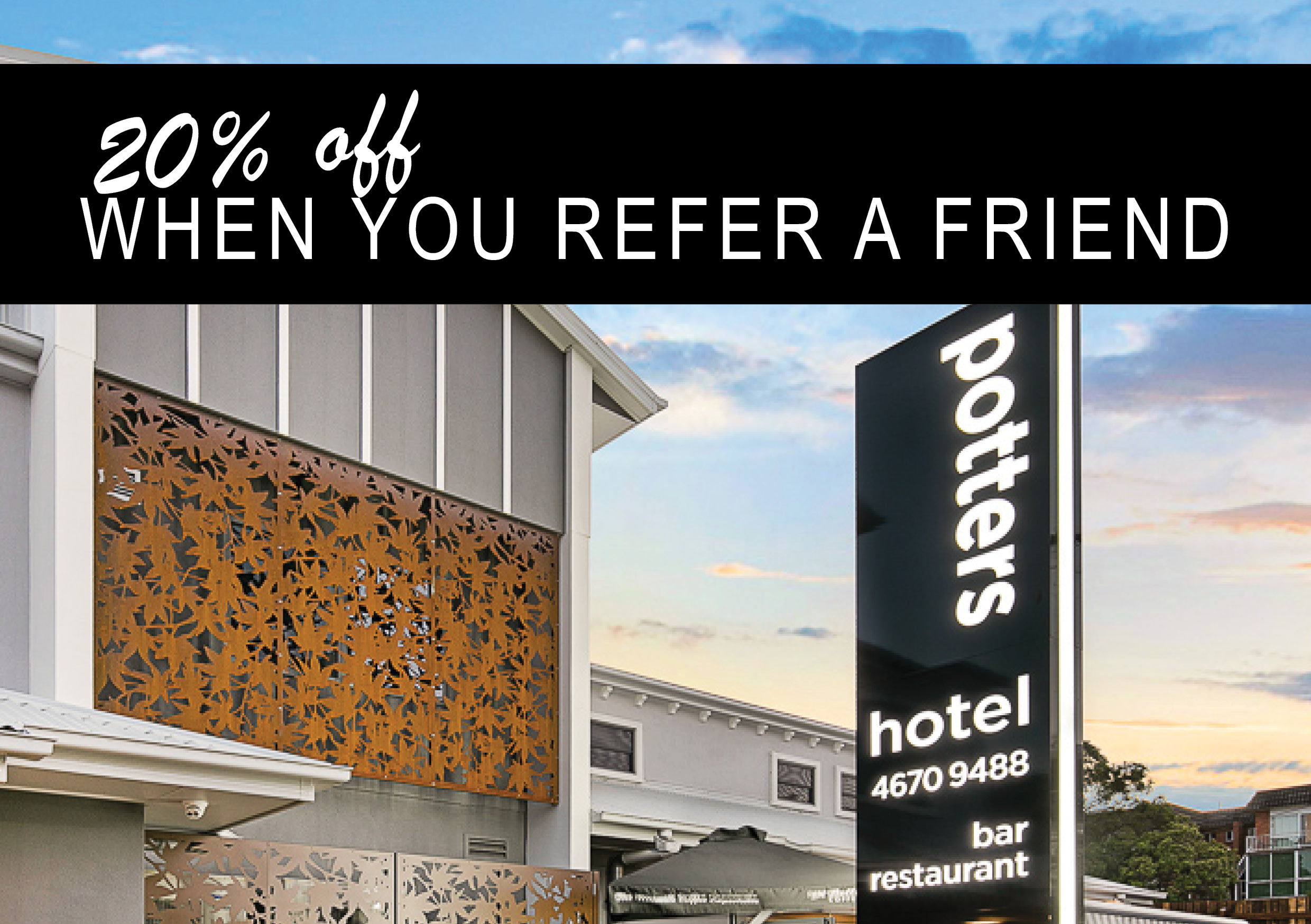 20% off_Refer a friend