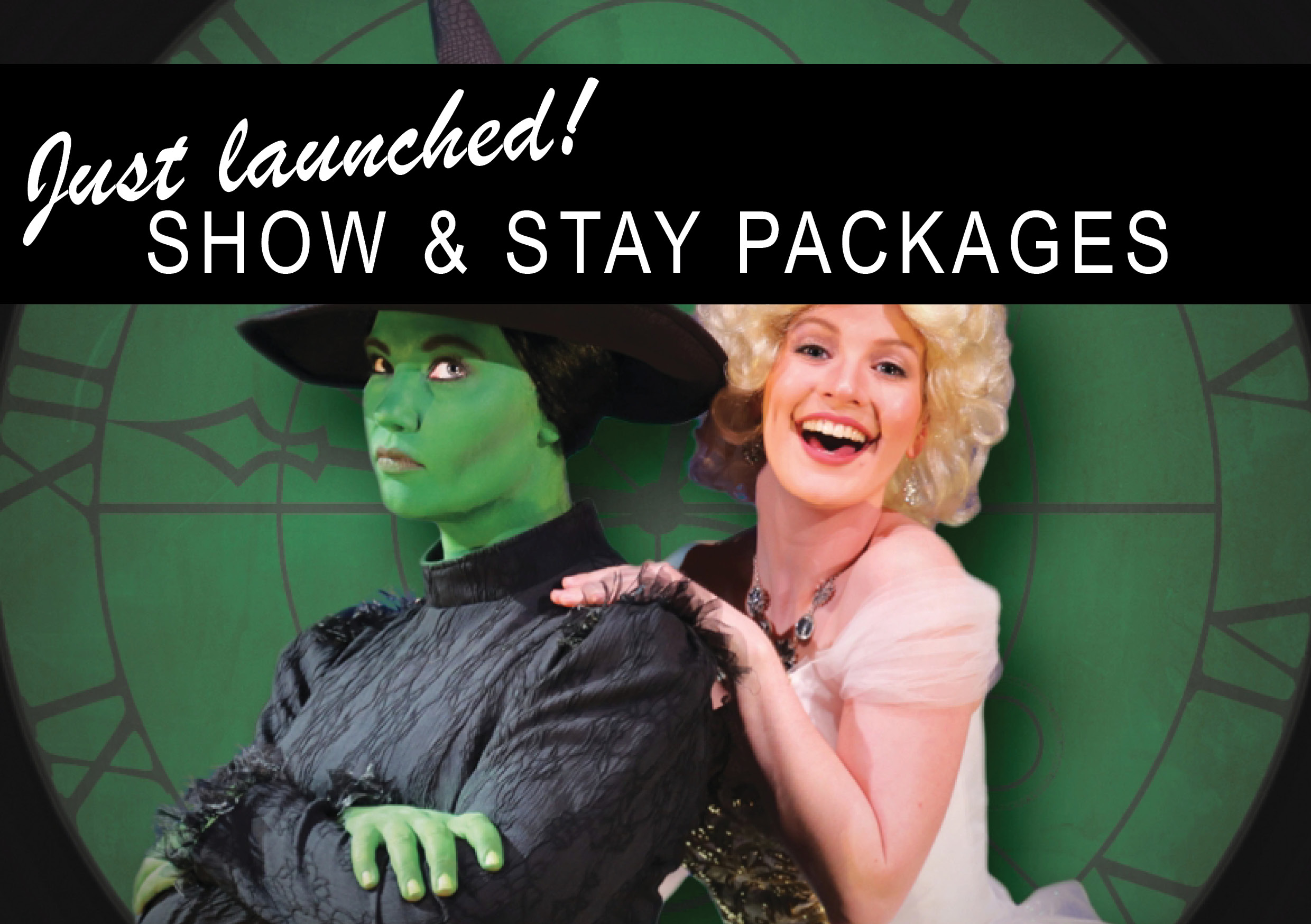 Show and Stay Packages