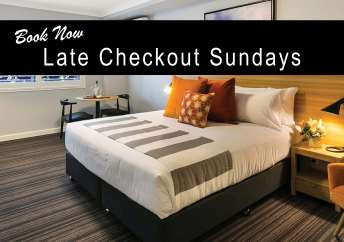 Potters Late Checkout Sundays